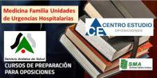 Oferta de cursos de preparación para la próxima OEP (Médico Familia en Unidades de Urgencia Hospitalaria).