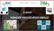 Acuerdo del SMA con BAC Formación para que en todos sus cursos online acreditados nuestros afiliados obtengan un 30 % de descuento en su realización. 50% si te inscribes antes del 31 de diciembre.