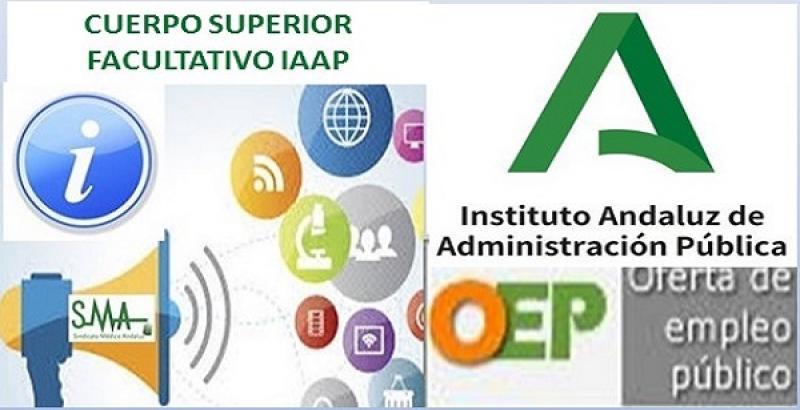 OEP Instituto Andaluz de Administración Pública. Opción Medicina, Medicina del trabajo y Farmacia.