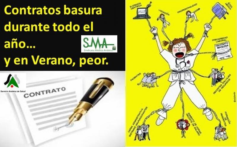 ¿Por qué los médicos españoles no quieren hacer sustituciones en verano?