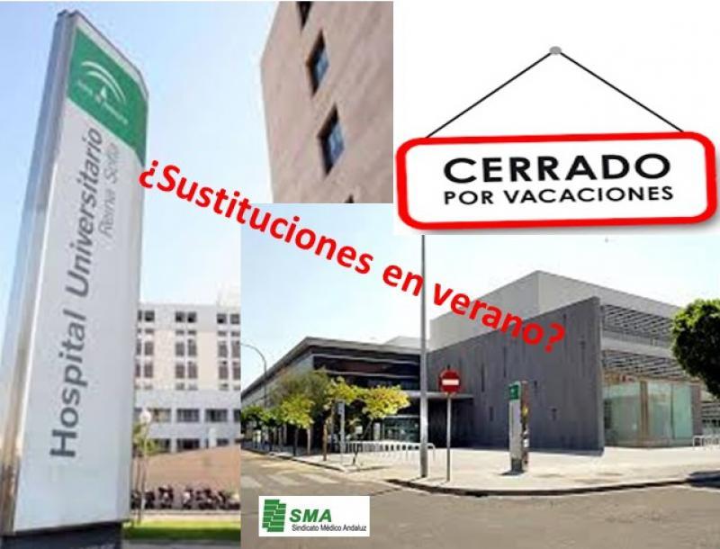 El SAS sólo sustituye las vacaciones del 9% de los médicos de atención primaria en Córdoba