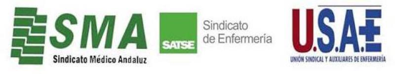 Los sindicatos profesionales de la Sanidad en Córdoba, contra el SAS.