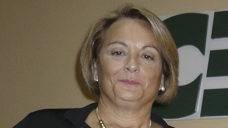 Pilar Bartolomé, secretaria de Salud Laboral de la Confederación de Estudios del Sindicato Médico de Granada (CESM).