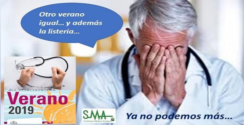 Atención Primaria: Médicos agotados soportan otro verano para olvidar.