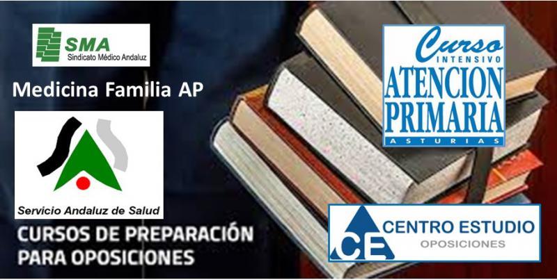 Oferta de cursos de preparación para la próxima OEP (MF Atención Primaria)