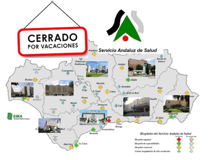 La sustitución de médicos en Sevilla se reduce al 4% de las ausencias en el verano.