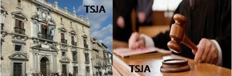 El TSJA aconseja medidas para desatascar los juzgados de los pleitos contra la Administración.