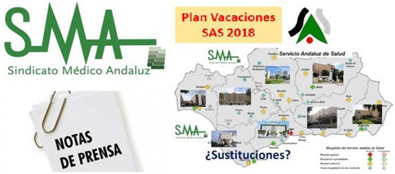 El SMA denuncia un nuevo plan de vacaciones opaco e insuficiente.