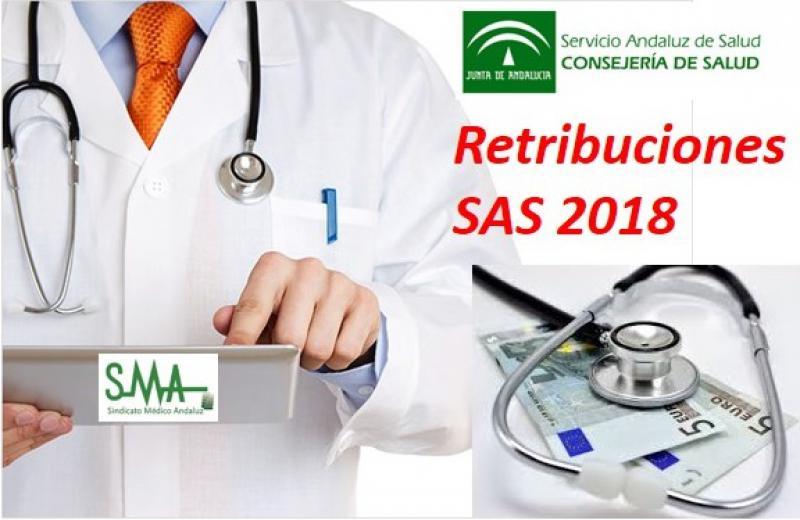 Retribuciones SAS 2018. Recuperamos el 5% de los conceptos retributivos variables y la paga extra del 2012.