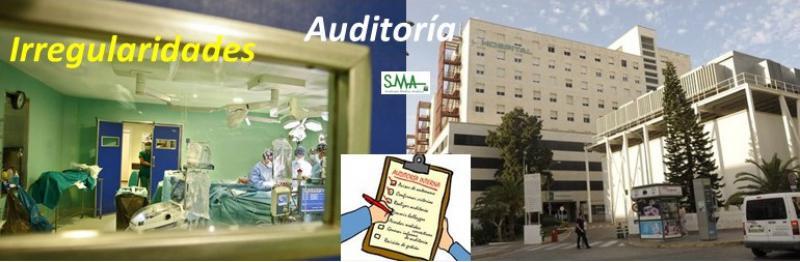 El Sindicato Médico de Cádiz exige la dimisión inmediata de la dirección del hospital Puerta del Mar.