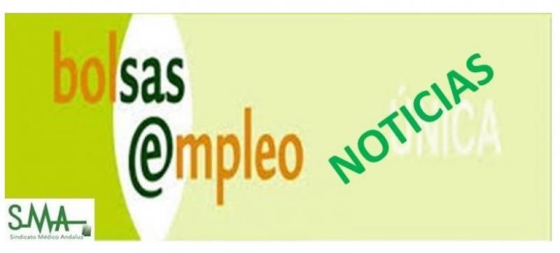 Bolsa Única: ampliación del plazo de alegaciones HASTA EL 8 DE NOVIEMBRE.