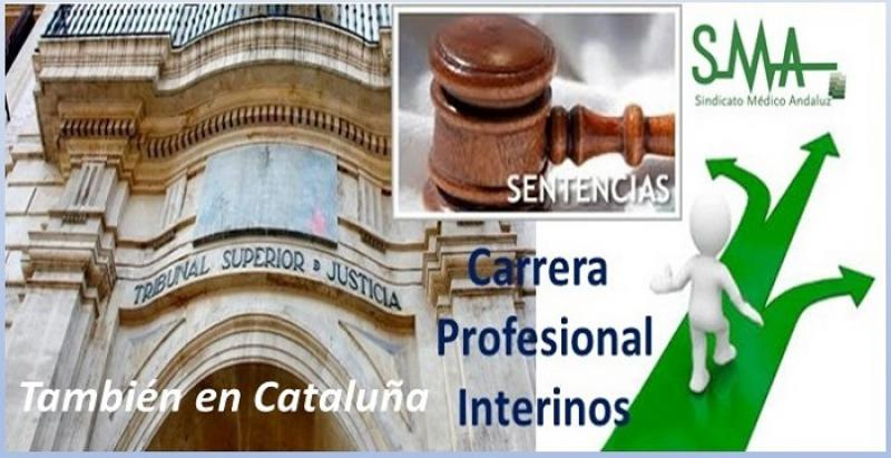 EL TSJ de Cataluña obliga al ICS a pagar la carrera al interino.