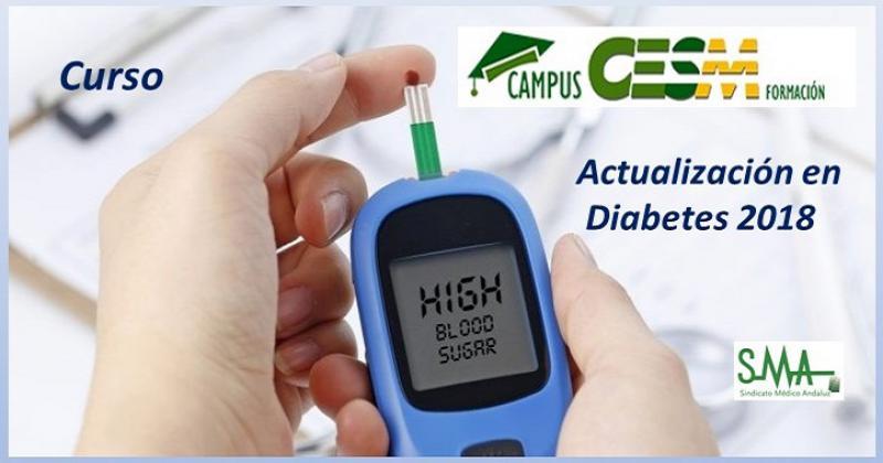 Curso CampusCesm: Actualización en Diabetes 2018.