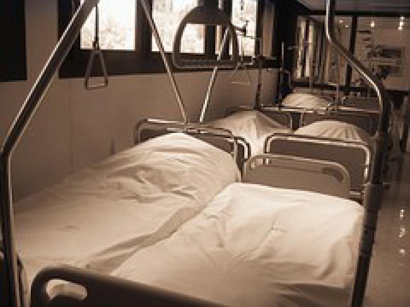 Cada año hay menos camas hospitalarias en Andalucía