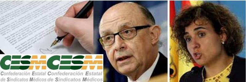 CESM insta al Ministerio de Hacienda y Función Pública a restituir la jornada de 35 horas.