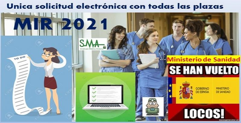 MIR 2021: Sanidad cambia de opinión y sorprende con una adjudicación de plazas en un solo día. A alguien