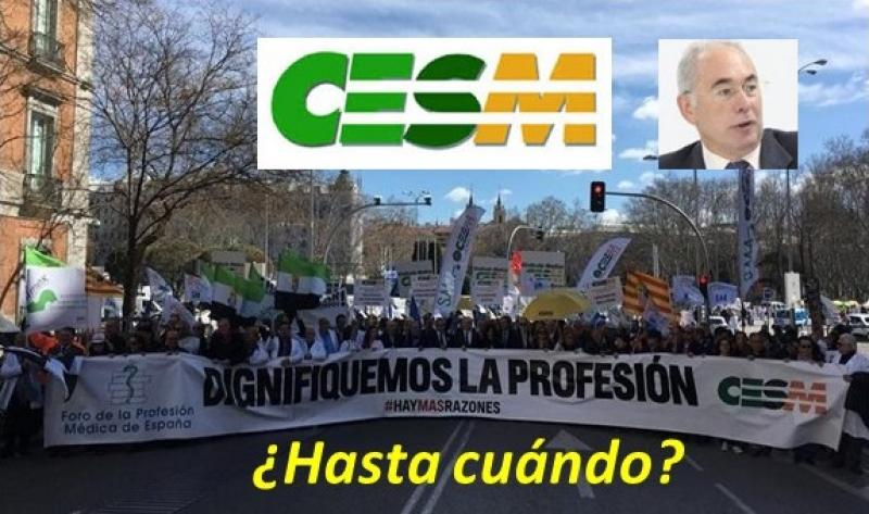 «Legitimados para convocar huelga si nos siguen dando de lado»