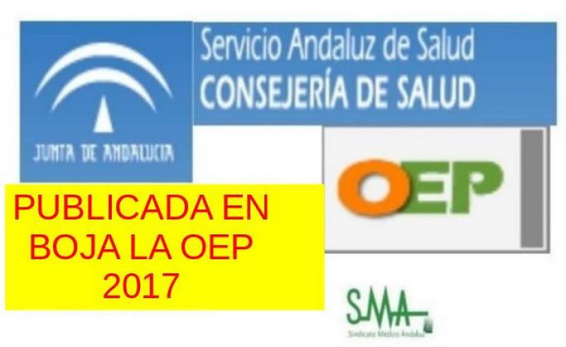 Publicada en el BOJA la Oferta de Empleo Público de 2017.
