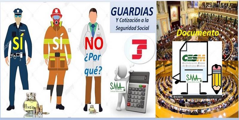 CESM solicitará la cotización de guardias médicas y MIR al Senado y Congreso.