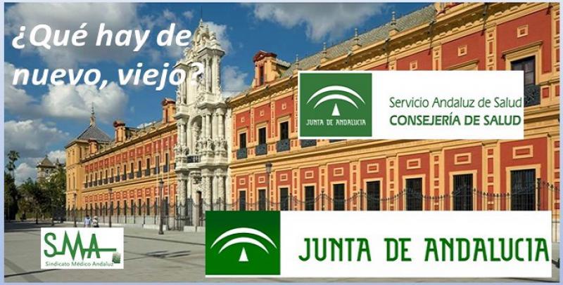 Los frentes abiertos para el nuevo consejero de Salud andaluz.