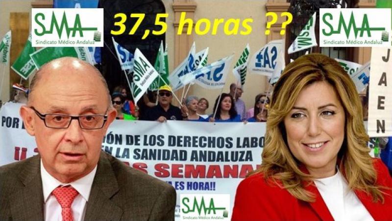 El Gobierno mantiene su intención de acabar con las 35 horas en Andalucía.