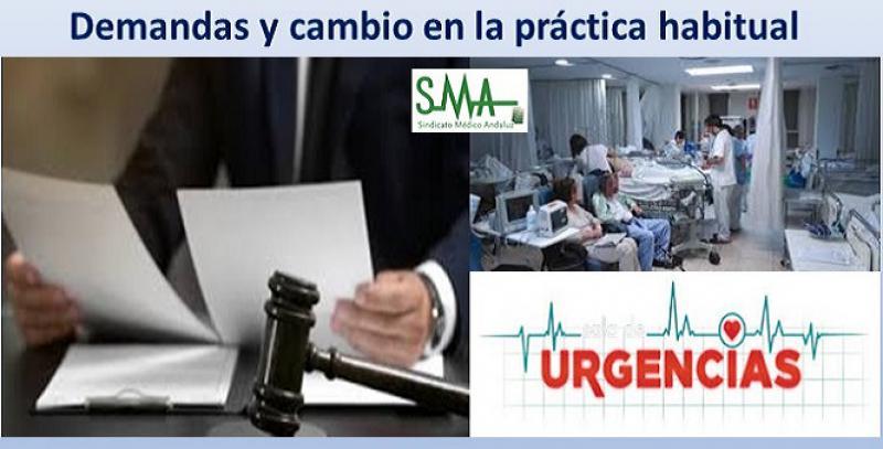 La mayoría de urgenciólogos alteran su rutina asistencial por miedo a posibles demandas.