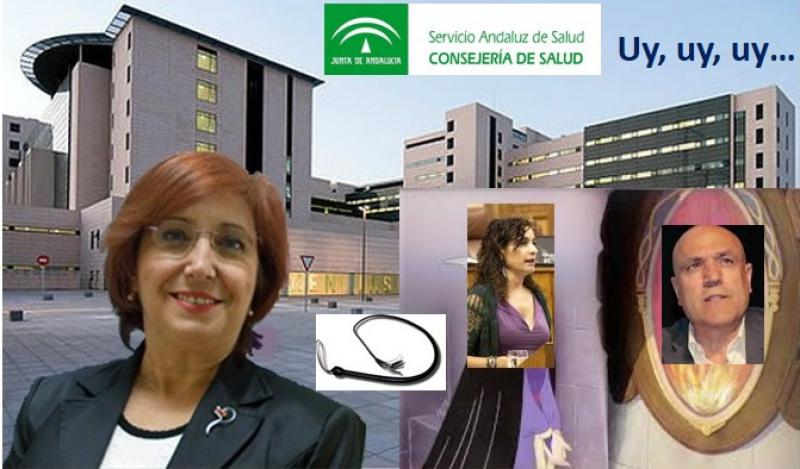 Hospitales de Granada, un mal ESPEJO en el que mirarse.