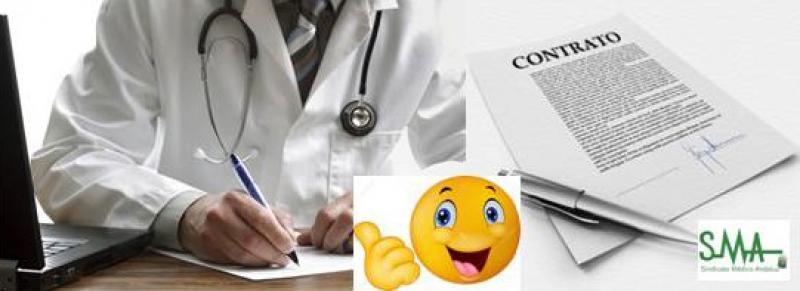 Contrato contra la fuga de médicos: Indefinido, con carrera profesional y más salario base.