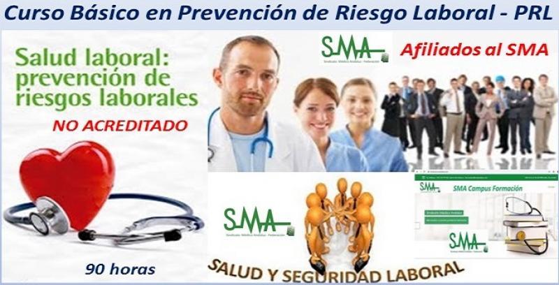SMA Campus Formación: Nuevo Curso Básico en Prevención de Riesgos Laborales (PRL).