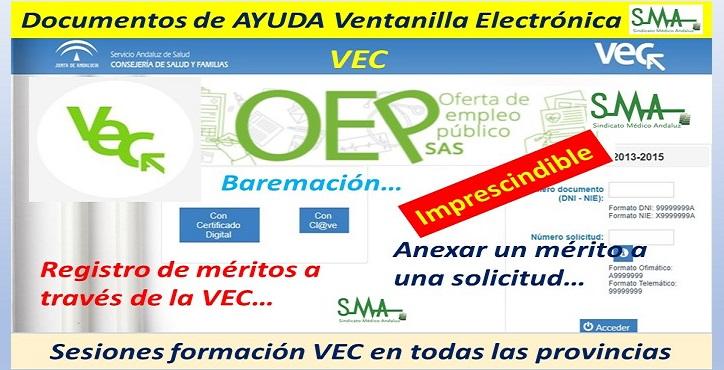 10/06/2019  Todos los Colectivos,  Material de apoyo para el uso en la VEC del currículum digital, registro de méritos, baremación, vinculación a OEP. Sesiones informativas...