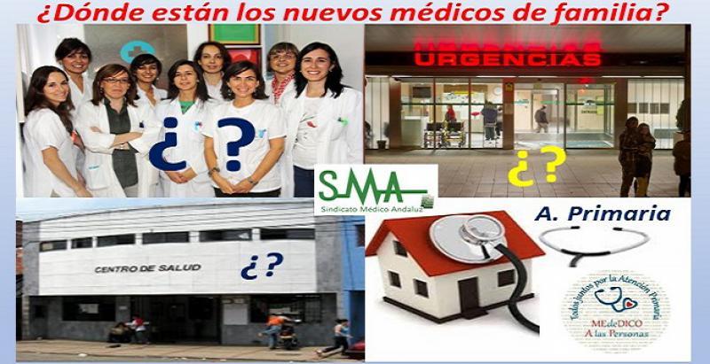 La nueva generación de médicos de Familia no está en los centros de salud.