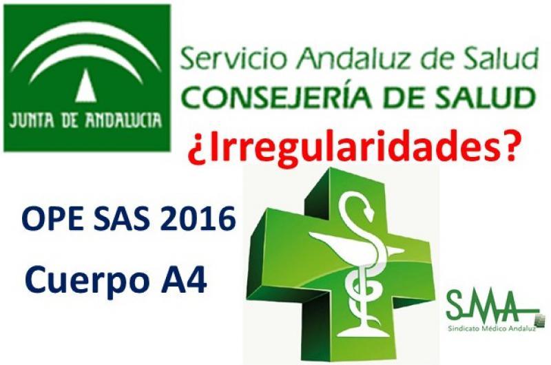 Las oposiciones al Cuerpo de Farmacéuticos A4 del Servicio Andaluz de Salud, bajo sospecha.