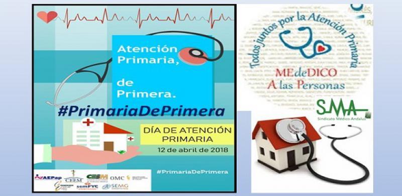 Día de la Atención Primaria 2018 (Jueves, 12 de abril).