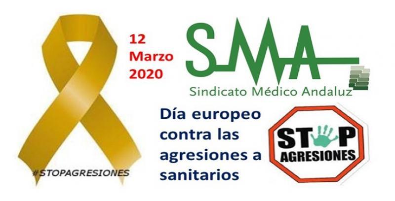 Manifiesto del Sindicato Médico Andaluz contra las agresiones a los Facultativos.