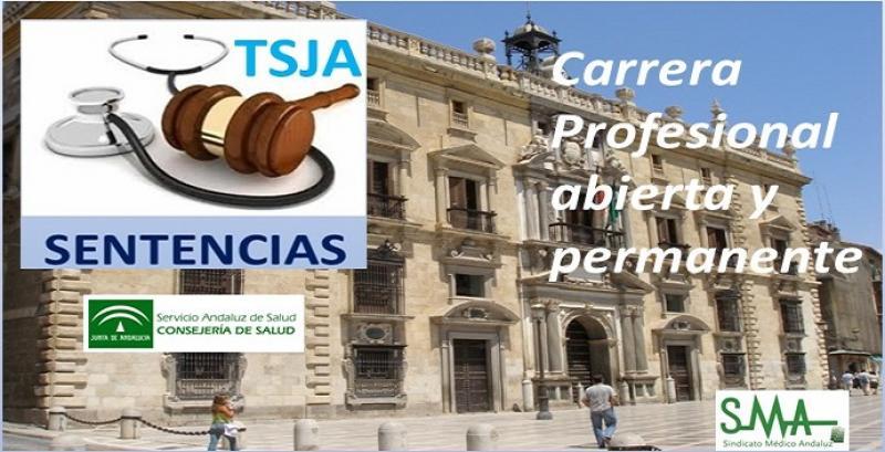 El TSJ de Andalucía reafirma que la solicitud de Carrera Profesional es abierta y permanente.