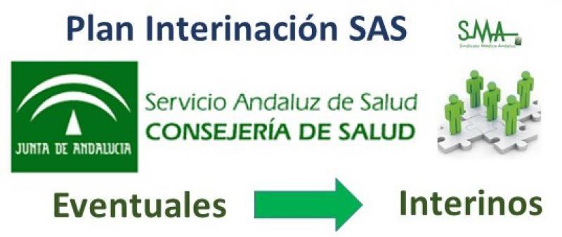 El SAS contabiliza 14.319 candidatos a interinos en los primeros listados provisionales.