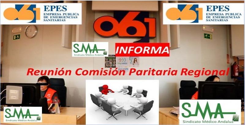 Respuesta a la nota de prensa distribuida por EPES-061 en relación a la no asistencia del SMA a la Comisión Paritaria Regional del 5 de mayo de 2020.