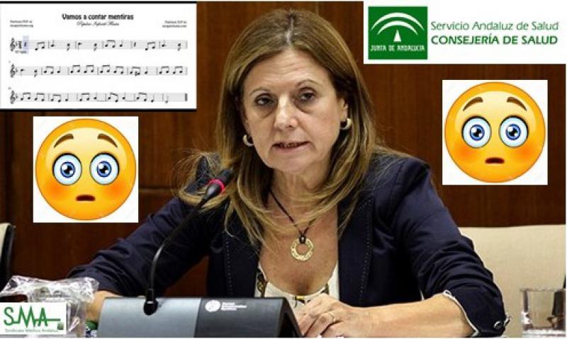 Marina Alvarez, Consejera de Salud: máxima prioridad a las urgencias, las listas de espera y las políticas de personal.
