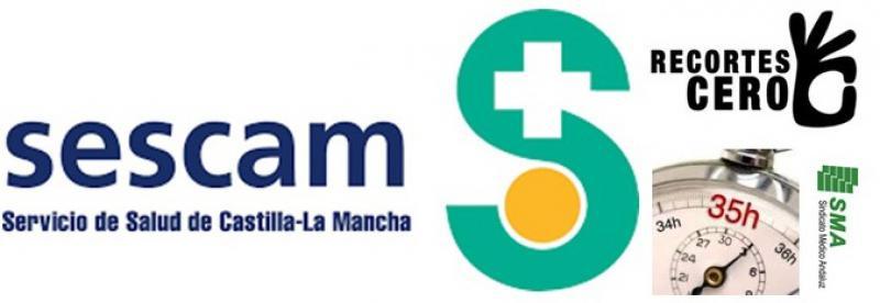 Castilla-La Mancha sostiene que no despedirá a sanitarios contratados para la jornada de 35 horas.