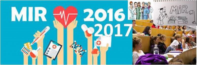 El Ministerio de Sanidad oferta 6.328 plazas MIR para 2017