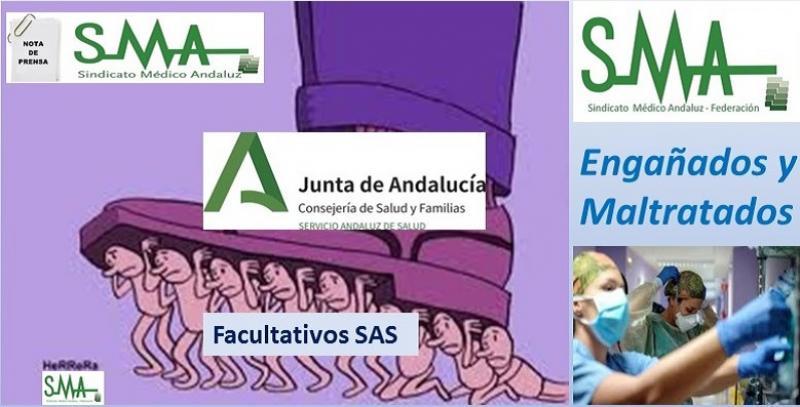 MIENTRAS LA PANDEMIA AVANZA, EL SAS MALTRATA A SUS MÉDICOS.