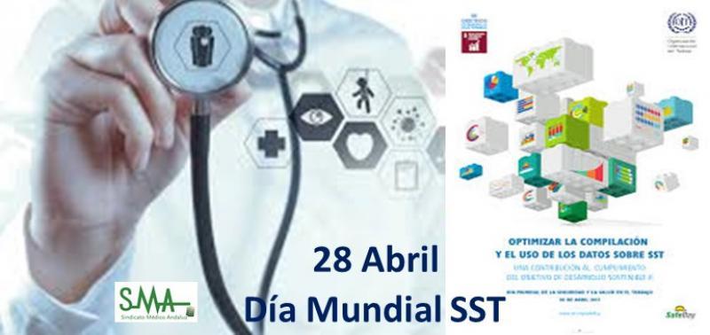 Día Mundial de la Seguridad y la Salud en el Trabajo.