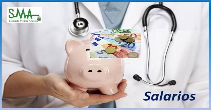 El salario de los médicos en España, Europa, EEUU. Ya sabéis la diferencia...