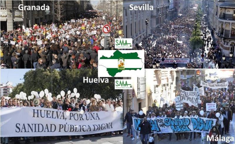¿Qué está pasando con la Sanidad en Andalucía?