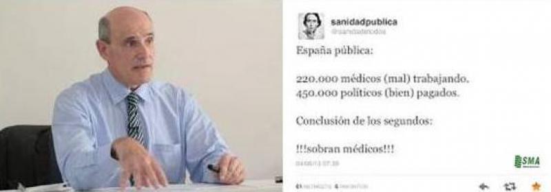 El experto de sanidad del PSOE que no conoce la realidad sanitaria.