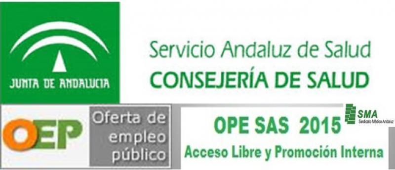 Previsión de la publicación en BOJA de la fecha y lugar de los exámenes de facultativos para la OPE.