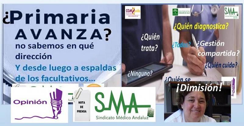 La Consejería y el SAS en contra de los médicos andaluces.