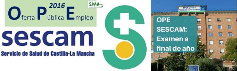 Castilla-La Mancha publica las bases de su OPE sanitaria de 1.030 plazas.