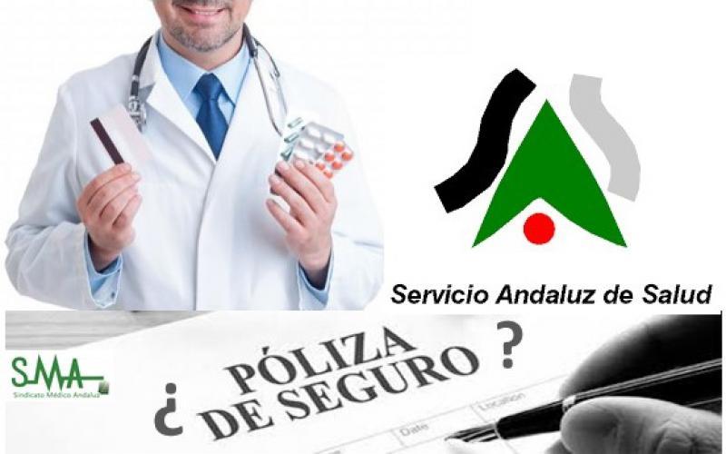 Zurich, Mapfre y SegurCaixa no quieren asegurar a los médicos andaluces.