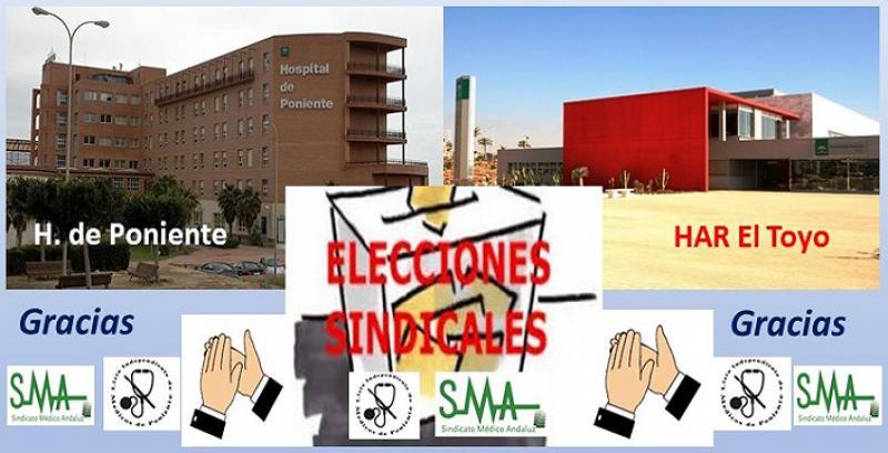 Elecciones en el H. de Poniente y en el HAR El Toyo: Época de consolidación.